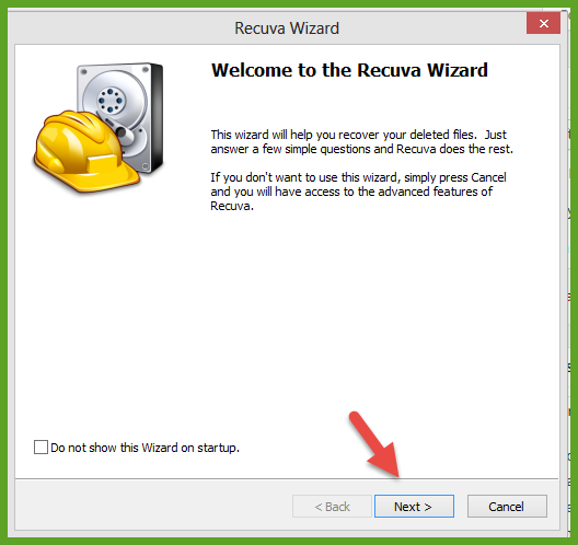 Recover Deleted files  (5)
