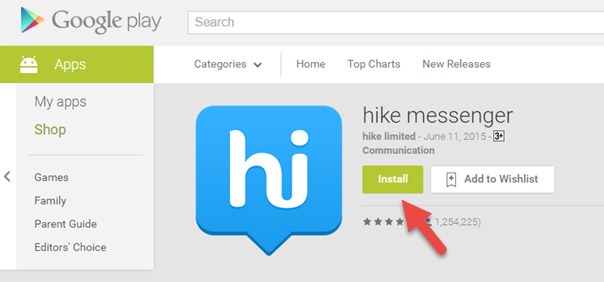 download hike using YouWave image 2