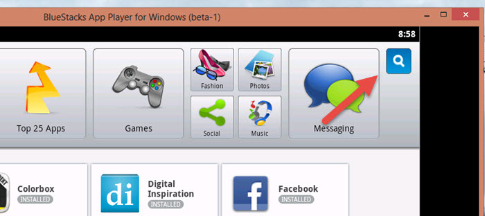 download psiphon app for pc using bluestacks 2