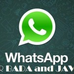 Download WhatsApp Messenger for BADA and JAVA Phones