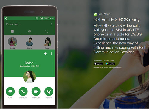 download jio4gvoice app