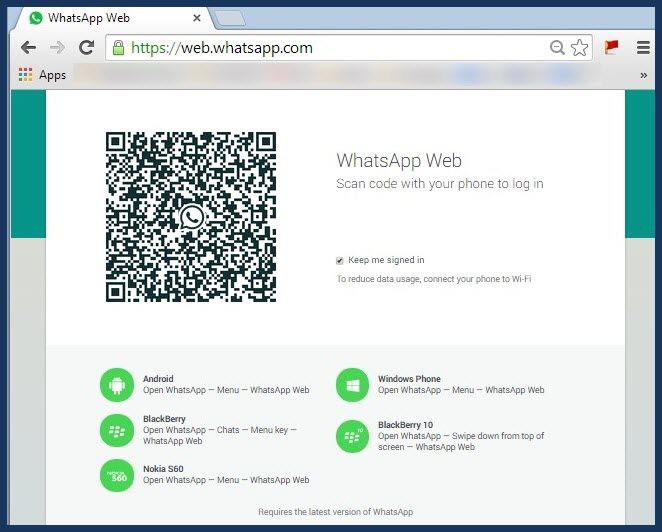 Whatsapp web download linux