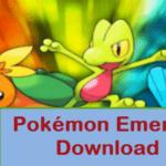pokemon emerald download