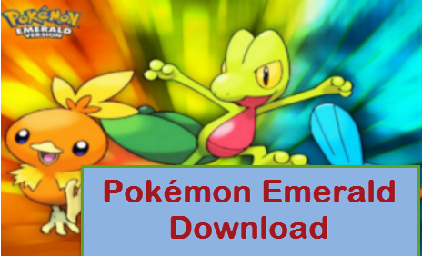 Pokemon Emerald APK Download For Android - Fount