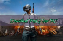 Download PubG For Windows 10/7 PCs & Laptops
